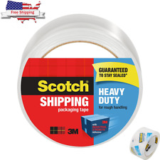 Scotch Heavy Duty Packaging Tape 188 Designed For Packing Shipping Tapes
