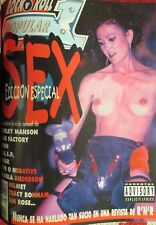 POPULAR 1 :N.289-ESPECIAL SEX: W.A.S.P.-LOQUILLO-PAMELA ANDERSON-TRACI LORDS