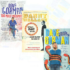 Too Much Information,Dave Gorman 3books Young Adults General Interest collection