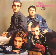 THE CRANBERRIES - The Cranberries Live Laser Disc