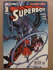 Superboy #1 NEW 52 DC Comics 2011 Series 1st Print 9.6 Near Mint+