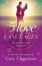 The 5 Five Love Languages Secret to Love That Lasts -New-Unread-Free Shipping-