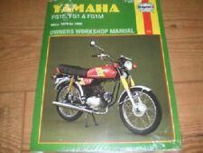 Yamaha FS1E Motorcycle Service & Repair Manuals