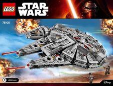 LEGO Spazio Star Wars 75105  * Millennium Falcon * MISB New Nuovo sigillato