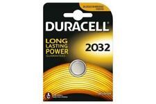 1 X Cr2032 BLISTER Lithium Button Cell Duracell Ar1276
