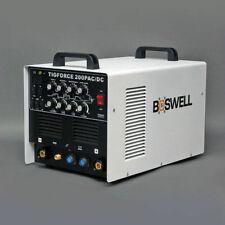 Boswell 200amp AC DC Inverter Aluminum TIG Welder Pulse