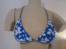 NWT Raisins Skinny Santa Barbara Bikini Top size Large