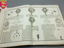 Atlas de Géographie Ancienne du Moyen Age FÉLIX DELAMARCHE 1828 Cartes