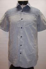 HOWE medium M 24% Linen Button-up shirt Combine ship w/Ebay cart