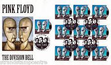 """2010 álbumes clásicos-Steven Scott """"Pink Floyd"""" (10 X Division Bell SELLOS) sobre"""