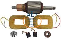 Reparatursatz Anker / Spule Lichtmaschine Gleichstrom  0101302 ...  , 16 - 25Amp