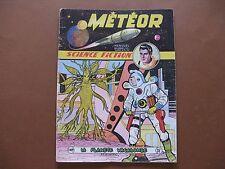 ARTIMA  :  METEOR  n° 49 (1957)  La planète vagabonde