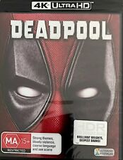 DEADPOOL : NEW 4K Ultra HD UHD