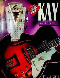 50'S Cool Kay Guitars