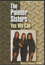 "DVD: The Pointer Sisters ""Yes we can"" - Top-Zustand !!"