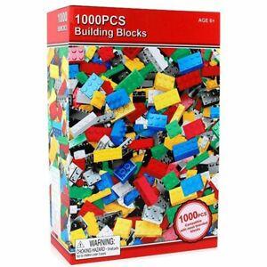 Building Construction Blocks 1000 pcs