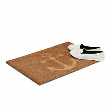 Fußmatte Anker Kokosmatte Fußabstreifer Fußabtreter Türvorleger Eingangsmatte
