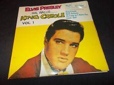 "ELVIS PRESLEY King Creole Vol 1 45 RPM EP UK 7"" Picture Sleeve (VG+)"
