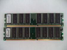 PQI (2x512MB) DDR-400 MD4412UOE RAM