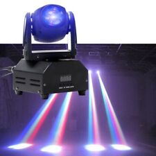 60W Mini Beam Moving Head Stage Lighting RGBW LED DMX DJ Disco Party Club Light