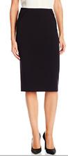 T Tahari Mimi Skirt Black size 06 NWT