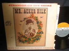 """Mr. Acker Bilk with  Leon Young String Chorale""""Stranger on the Shore""""LP SHRINK"""