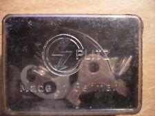Zündkontakt Unterbrecher Plitz Contact-Points to fit Ford Set 1367-68-12199B