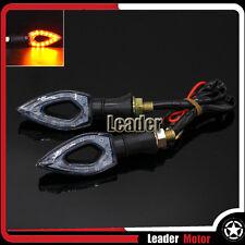For YAMAHA FZ1 FZ6 FZ8 XJ6 LED Turn Signal Indicator Flashers Blinker Lights
