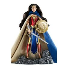 Amazon Princess Wonder Woman Barbie Doll Dgw44 (Never Removed From Shipper)