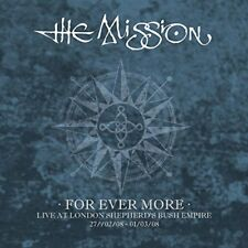 The Mission - For Ever More: Live At London Shepherds Bush Empire (2008) [CD]