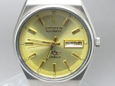 Citizen Mechanical (Automatic) Watches with Date Indicator
