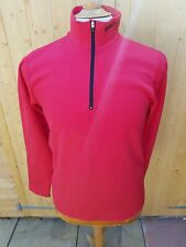 Craft L2 Insulation Cycling Baselayer Top Long Sleeves Red Medium