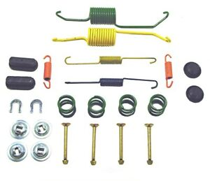 Drum Brake Hardware Kit Rear Better Brake 17445K