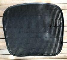 Herman Miller Aeron Chair Seat mesh black pellicle w/ blemish Size C Large