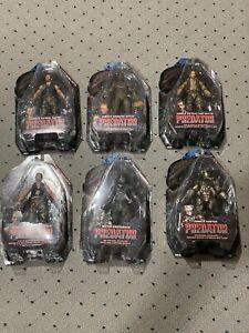 NECA Predator 25th Anniversary Series 8 Set
