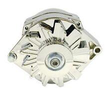 Alternator 100 Amp V-Belt High Performance GM 1955 and Up Chrome R3902