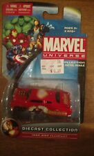 Maisto 2010 Marvel Universe Iron Man Character Car NOC-Die-Cast