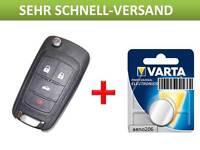 Schlüssel Gehäuse für Chevrolet Daewoo Key Case LLave Chiave Cle 3 Button