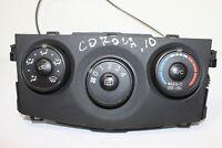 #4357 TOYOTA COROLLA 2010 (US) AC HEATER CONTROL 55406-02250