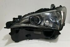 2015-2019 LEXUS RC200T TURBO RC300 RC350 LEFT DIVER LED HEADLIGHT OEM USED#B