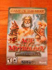 Age of Mythology PC Windows Strategy RTS Game Factory JC
