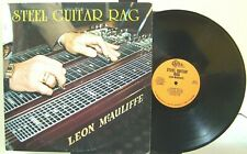 Leon McAuliffe - Steel Guitar Rag - DELTA RECORDS DLP-1154