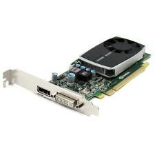 Dell nVidia Quadro 600 1 GB de gráficos DDR3 Tarjeta De Video Pci-e Dvi aparecer Puerto 4J2NX