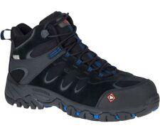 Merrell Men's J15865 Ridgepass Bolt Composite Toe Waterproof Safety Work Boots