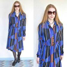 Robes vintage en polyester pour femme tous les jours