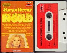 MC Margot Werner - In Gold - Polydor - Hörcassette