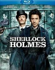 Sherlock Holmes 2-disc Blu-ray movie in widescreen