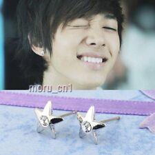 KPOP BEAST B2ST Kikwang Cubic Mini Star Earrings Free Shipping