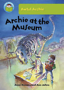 Start Reading: Awful Archie - Archie at the Museum **NEW PAPERBACK**