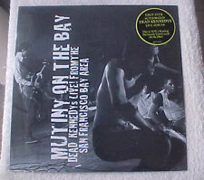 DEAD KENNEDYS 'Mutiny On Bay' LIVE PUNK LP NEW/SEALED